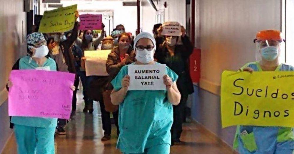 Profesionales de salud dicen que el punto que pide la CGT para las Obras Sociales va a las empresas de salud privadas