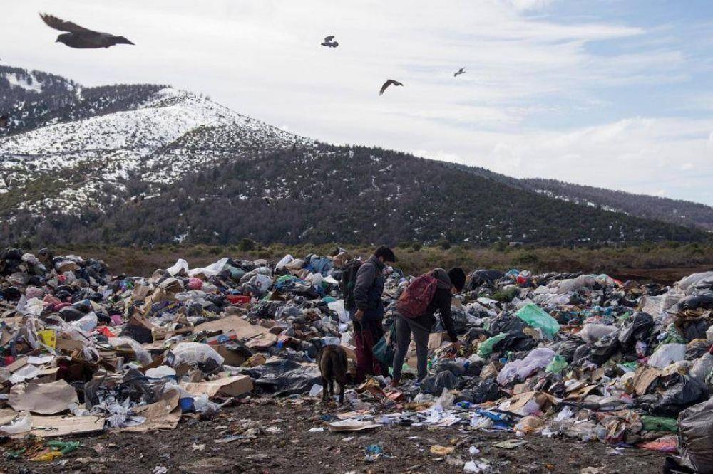 El basural de Bariloche, entre la injusticia y el abandono