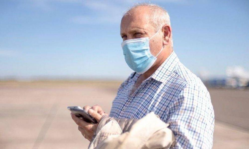 El ministro y la pandemia