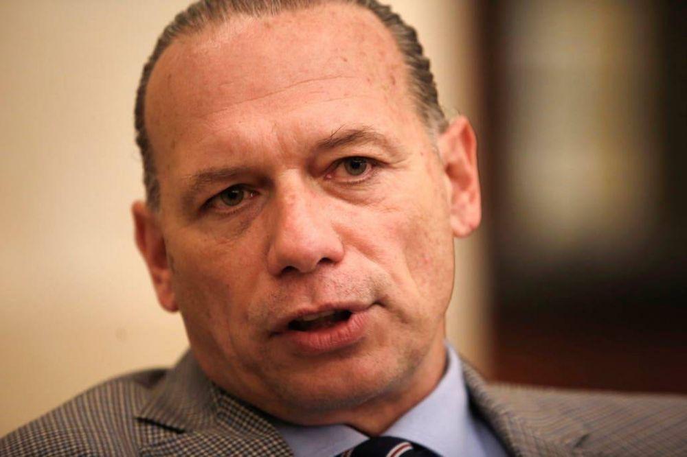 Sergio Berni dijo que hubo policías drogados y alcoholizados en la protesta de la Quinta de Olivos