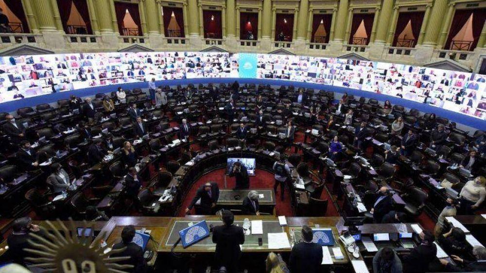 Diputados avanzará este martes con el debate del impuesto a las grandes riquezas