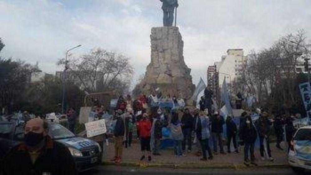 13S: otro banderazo en Mar del Plata contra la reforma judicial y el Gobierno
