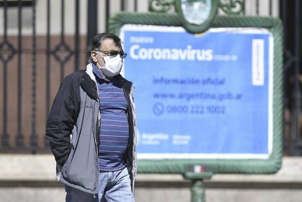 Coronavirus: por primera vez el interior del país registró más casos que el AMBA