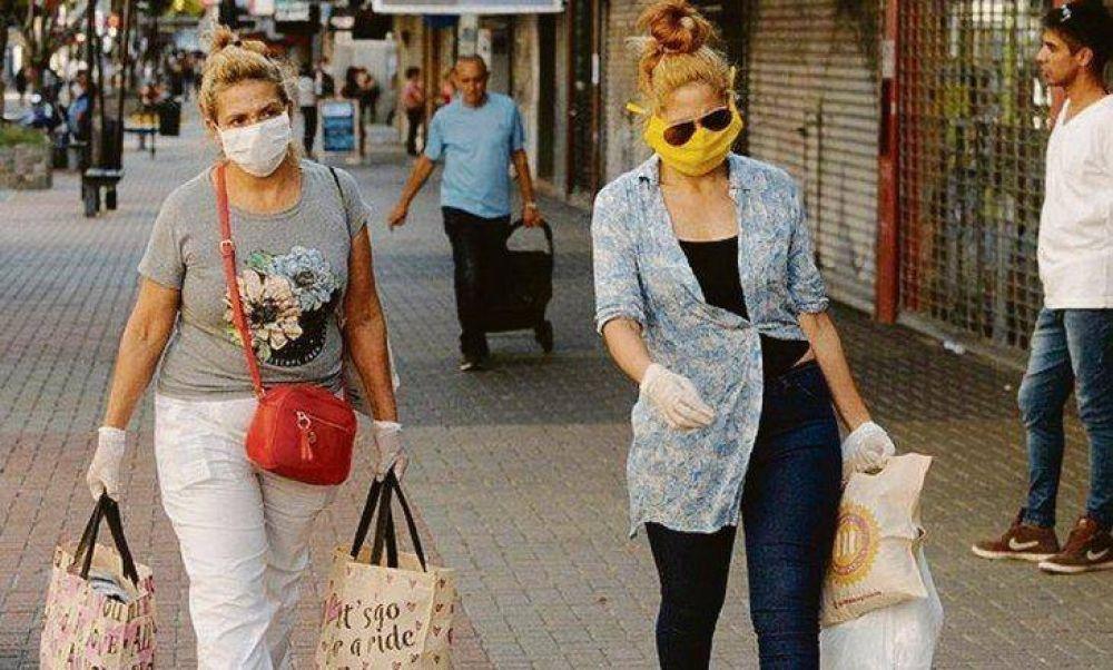 Efecto pandemia: creció el gasto que los hogares dedican a alimentos