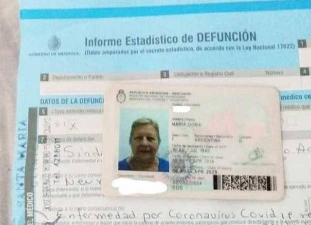 En Mendoza una clínica dio por muerta a una persona que se encuentra más viva que nunca