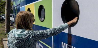 En San Isidro lograron reducir un 30% la basura gracias al reciclaje