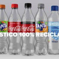 Coca Cola Noruega empezará a utilizar botellas fabricadas con plástico 100% reciclado