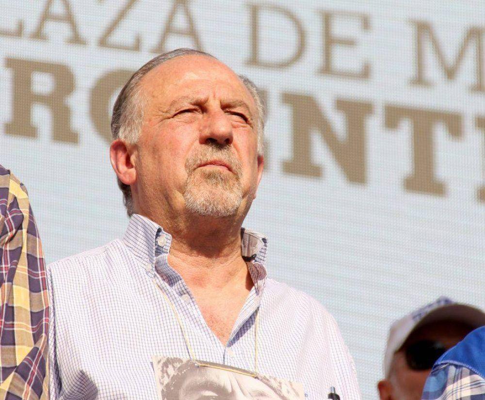"""Yasky: """"Macri es la voz de la derecha"""" que quiere impedir que """"el pueblo pueda desandar la desigualdad y la pobreza"""""""