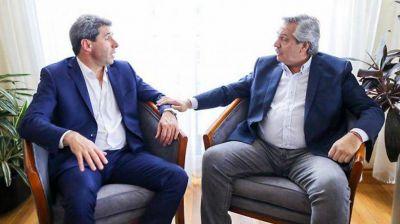 Alberto Fernández viaja a San Juan para recorrer obras públicas
