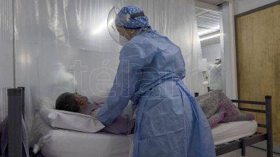 Otras 315 personas murieron y 9.909 fueron diagnosticadas con coronavirus en el país