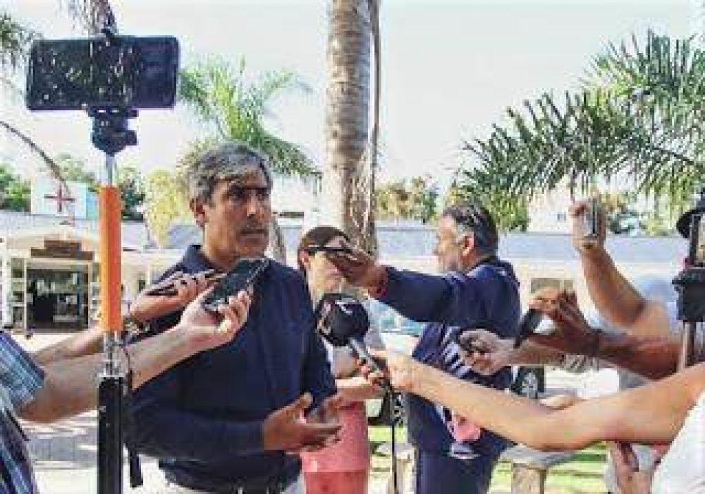 El secretario de salud de Pinamar, apoyó la propuesta del Hospital Regional de General Lavalle