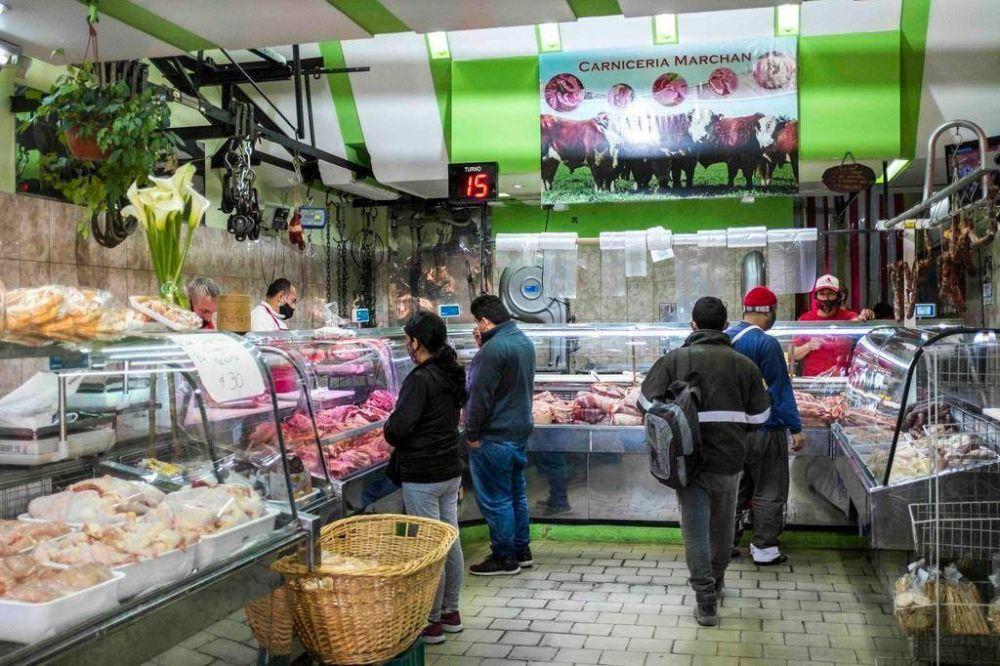 En la Ciudad, 30% menos de consumo de carne vacuna que antes de la pandemia