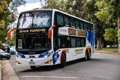 La UTA lanzó un nuevo paro de micros en La Plata para presionar por subsidios para Corbelli