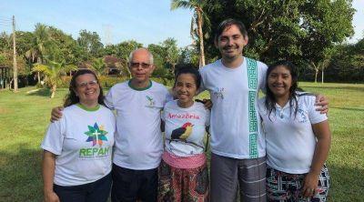 Red Eclesial Panamazónica celebra seis años de misión por la gente