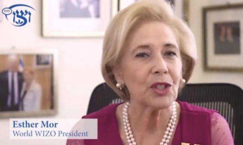 La presidenta de WIZO Mundial estará presente en la firma del Acuerdo de Paz en la Casa Blanca