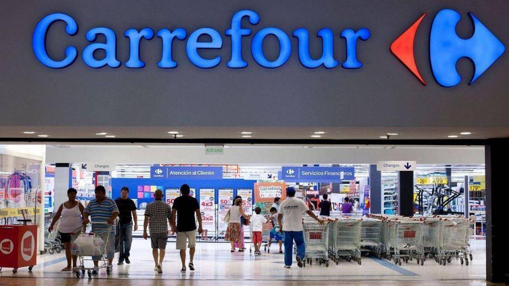 Carrefour negó que esté evaluando irse del país