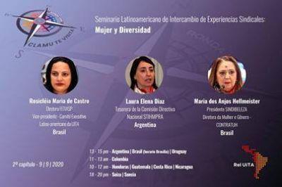 CLAMU te visita: tercera videoconferencia sobre experiencias sindicales en materia de género y diversidad