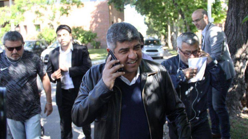 Duro de indagar: Moyano logra la quinta suspensión consecutiva