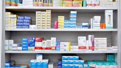 Medicamentos vuelven a aumentar hasta 8% en septiembre