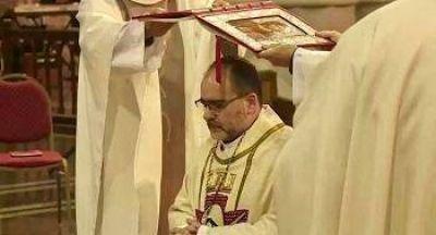Asumió el nuevo obispo auxiliar