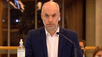En la campaña 2019, Larreta gastó más de 400 millones solo en pautas televisivas