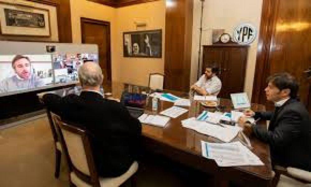 Jornada de reuniones y más reuniones: cómo sigue la que al parecer será la última etapa de la cuarentena