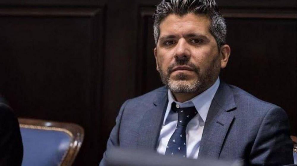 """Martín Domínguez: """"En la Provincia, Monzó es uno de los políticos más capacitados que tenemos"""""""