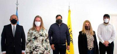 El marplatense Manino Iriart fue nombrado en el directorio del Correo Argentino