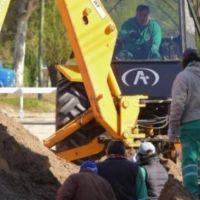 Villa Gesell: Licitaron obras para las cloacas de Circunvalación