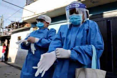 Ciudad: la ocupación de camas de terapias intensivas llegó al 61,7%