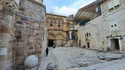 Israel vuelve a imponer cuarentena y cierran los Santos Lugares