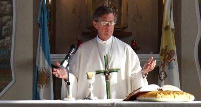 """Obispo García Cuerva sobre el brote de coronavirus: """"Hay una irresponsabilidad muy grande"""""""