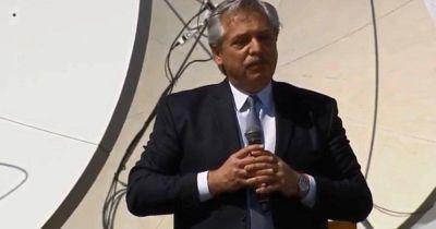 """Alberto Fernández, tras el nuevo cepo: """"Los dólares hacen falta para producir, no para guardar"""""""