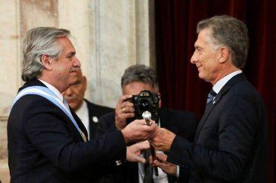 Macri compartió una publicación de Negri con críticas a Alberto Fernández por sus dichos contra el mérito individual