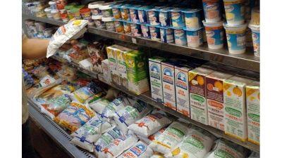 Supermercados apuntan a alimenticias por vender con cupos