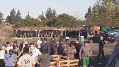 Round para Rocca: frente a la amenaza de desalojo, la UOM levantó el bloqueo a Tenaris Villa Constitución
