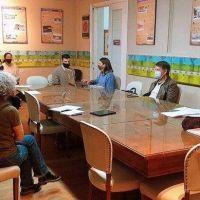 Reunión por basural y tratamiento de residuos