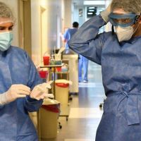 El Gobierno reglamentó la Ley Silvio para el personal de salud en el marco de la pandemia