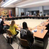 La Juventud Sindical CGT reunió a su estructura en un masivo plenario en la UOCRA