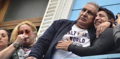 """Balearon la casa del hijo de Juan Carlos """"Pata"""" Medina"""