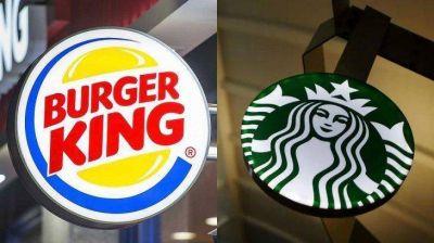 Starbucks y Burger King desmienten su salida del país