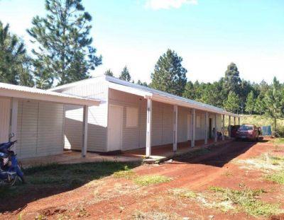 IPRODHA asistirá con obras al IEA N° 13 de Guaraní