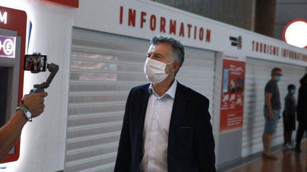 """Juntos por el Cambio repudió el allanamiento a la quinta de Mauricio Macri: """"A Cristina la mueve el odio y el Presidente ejecuta su orden"""