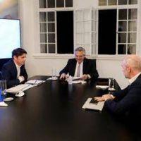Mano a mano: a pesar de la tensión, Alberto Fernández y Horacio Rodríguez Larreta acordaron aperturas en CABA