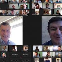 Macri desafía el liderazgo de Larreta y reúne a dirigentes del PRO por zoom