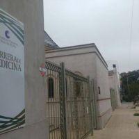 Escuela de Medicina de la UNMdP: