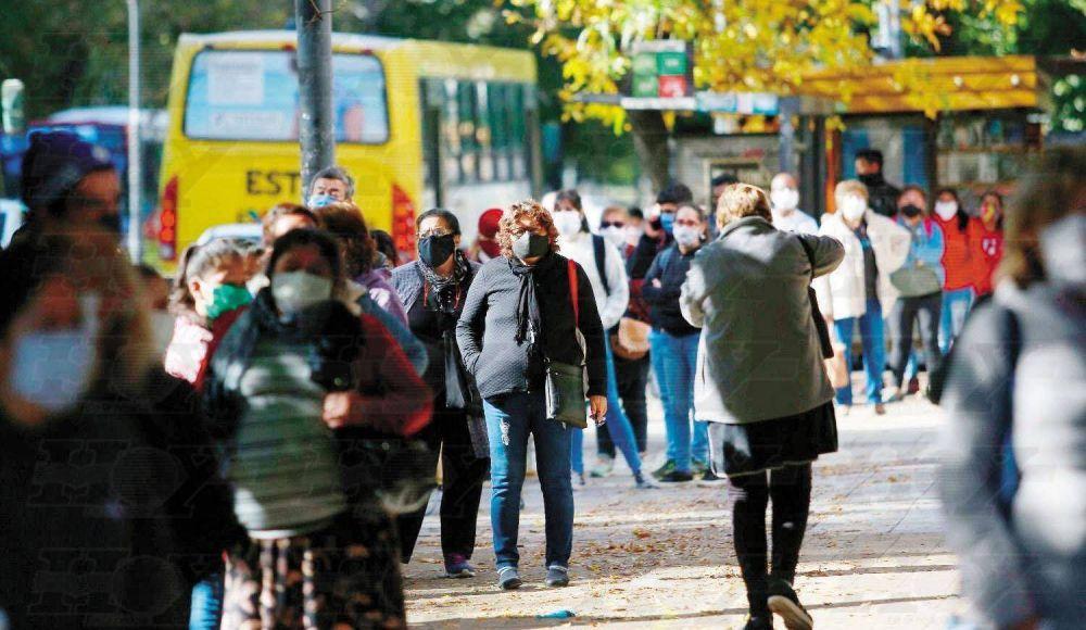 La Plata: el segundo distrito bonaerense con más casos diarios