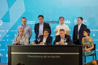 Buenos Aires: oposición busca que coparticipación de Ciudad vaya a municipios