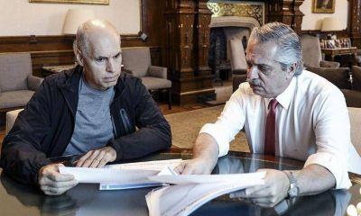 Fernández y Larreta no firman la paz y dejan todo en la Corte y el Congreso