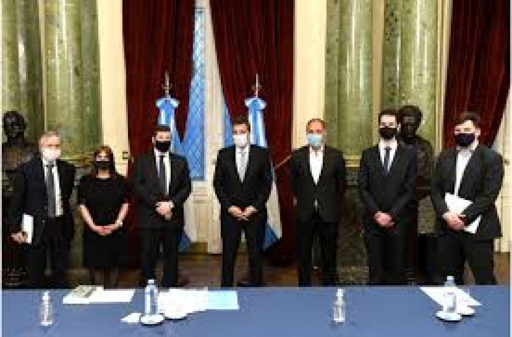 """El Congreso Argentino Rinde Homenaje a Simon Wiesenthal """"La lucha contra el antisemitismo no debe ser cuestionada en una democracia"""""""